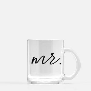 MR Glass Mug MockUp